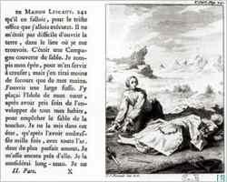 Manon lescaut - la rencontre amoureuse